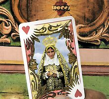 Queen of Hearts by Bill Blair