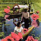 Poppies of Xochimilco by Bill Blair