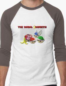 THE USUAL SUSPECTS - MARIO KART Men's Baseball ¾ T-Shirt