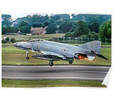 McDonnell F-4F Phantom II 37+61 Poster
