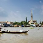 Vietnam: Ci B on the Mekong by Kasia-D
