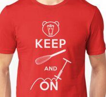 Polar Bear Escape Plan Unisex T-Shirt