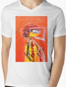 Satori Mens V-Neck T-Shirt