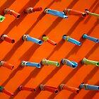 Crazy orange by Javimage