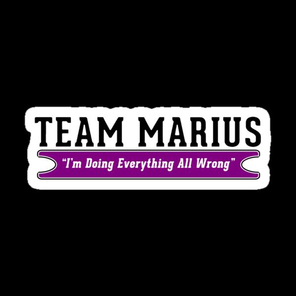 Team Marius by GenialGrouty