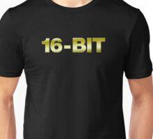 16 - Bit Gamer Video Games Geek Unisex T-Shirt