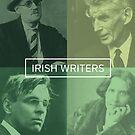 Irish Writers  by lauraporah