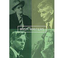 Irish Writers  Photographic Print