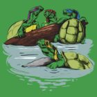 Turtle Power by Look Human