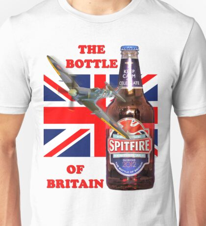 The  Bottle Of Britain Tee Shirt Unisex T-Shirt