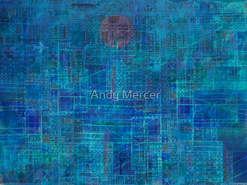 The Last Tree in the City  by Andy Mercer