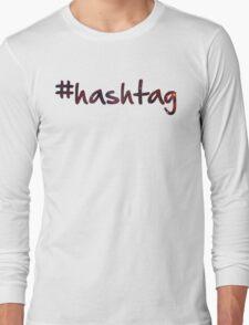 Hashtag # t-shirt, hoodie and sticker T-Shirt