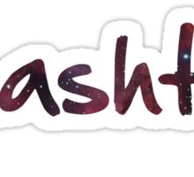 Hashtag # t-shirt, hoodie and sticker Sticker