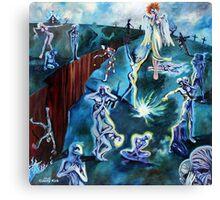 'THE EMOTIONAL LANDSCAPE' Canvas Print