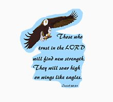 Eagles Wings.Isaiah  40:31 Tee Unisex T-Shirt