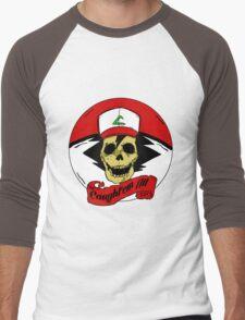 Caught'em All Men's Baseball ¾ T-Shirt