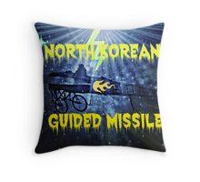 NORTH  KOREAN Throw Pillow