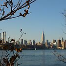 New York Skyline by Lauren Kaufmann