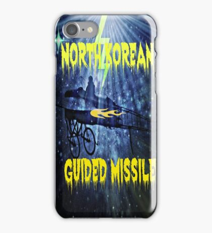 GUIDED MISSILE iPhone Case/Skin