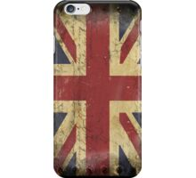 Cool Union Jack iPhone Case/Skin