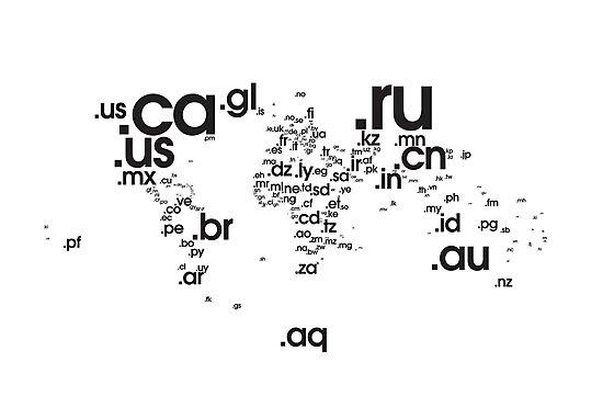 World Wide Web (Black) by lukefarrugia