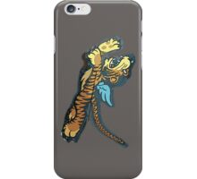 Tiger Flyer iPhone Case/Skin