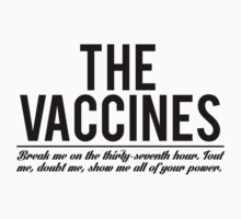 The Vaccines - All In White by Florian Weichelt