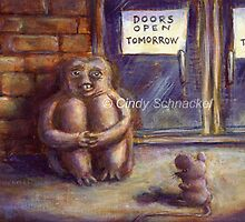 Tomorrow by Cindy Schnackel