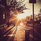 Dublin streets by Alessio Michelini