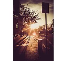 Dublin streets Photographic Print