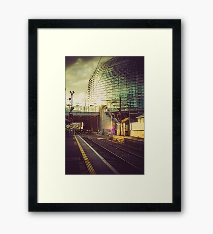 Aviva Stadium Framed Print