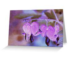 Lavender Love Greeting Card