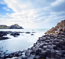 Giant's Causeway by Alessio Michelini