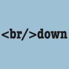 breakdown HTML by tinybiscuits
