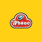 iPhone Play Doh (Yellow Edition) by Jake Kesey