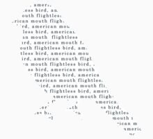 Flightless Bird, American Mouth by MoustacheComb