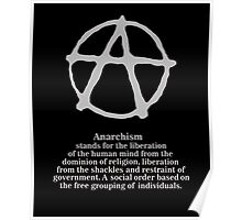 Anarchy. Poster