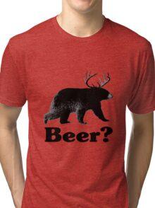 Beer? Tri-blend T-Shirt