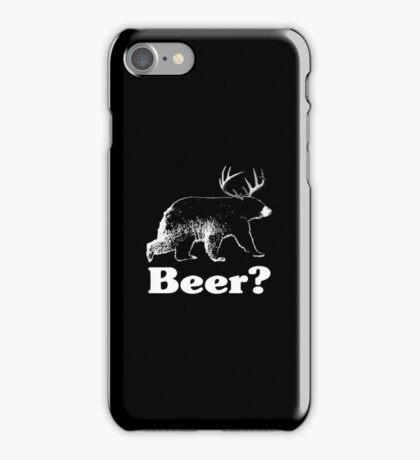 Beer? iPhone Case/Skin