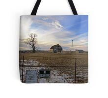Rural Relics Tote Bag