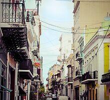 Old San Juan Puerto Rico 1 by Elizabeth Thomas