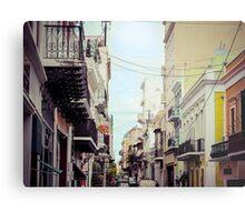 Old San Juan Puerto Rico 1 Metal Print
