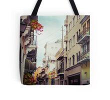 Old San Juan Puerto Rico 2 Tote Bag