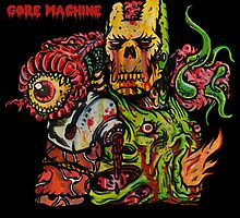 Gore Machine by ghostfreehood