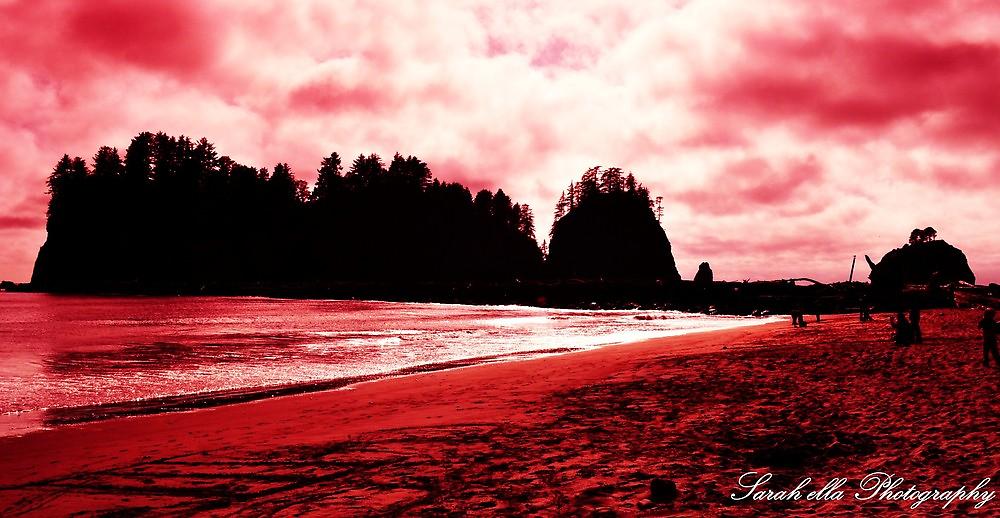 La Push Red  by Sarah Ella Jonason