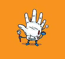High Five Robot by nickv47