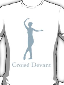 Croisé Devant  T-Shirt