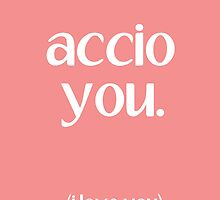 Accio You by writerfolk