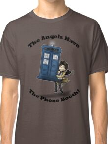 Castiel Has The Phone Booth Classic T-Shirt