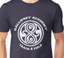 Gallifrey Academy Track & Field Team - Light Unisex T-Shirt